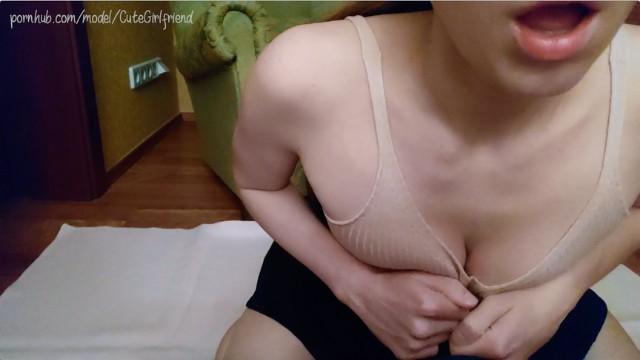 Redhead cutegirlfriends Nipple orgasm asmr