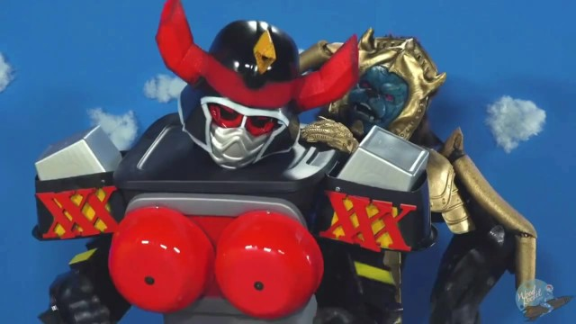 Mighty Muffin Pounder Rangers (Power Rangers Porn) - The Cinema Snob