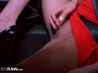 Preview 2 of BLACKEDRAW MILF on the prowl for bigger BBC