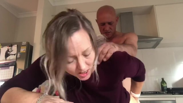 Sex camp m dchen Busted having a sneaky fuck in the kitchen pornfails - min moo
