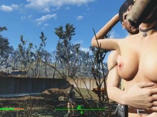 Sex farm worker actively fucks mistress fallout 4...