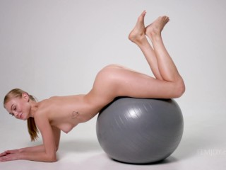 Jane F. workout routines nude