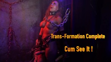 Bukkake Bondage Trans-Formation Teaser