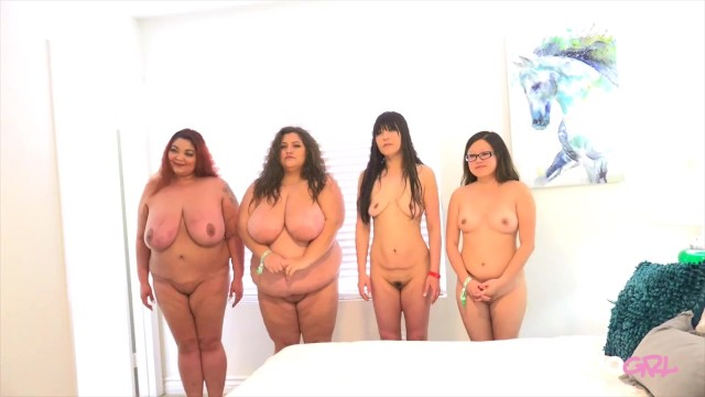 Mis mina bbw 4 girls asian massage broken english bbw with thin chicks preview