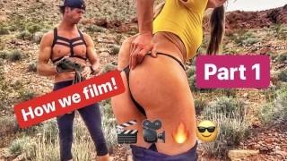 sparks go wild how we film part 1 (no sex scene) – teen porn
