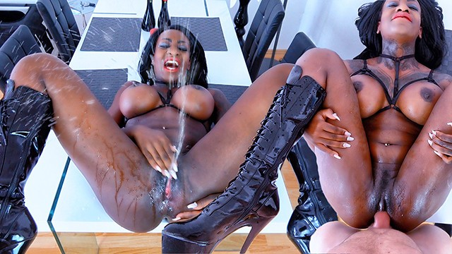 Cause of humiliation fetish Omg i cant stop squirting cause this big dick fucks me so hard josy black