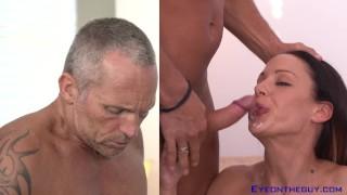 Marcus London - Foot massage, Rimjob, Blowjob, Fuck and Repeat