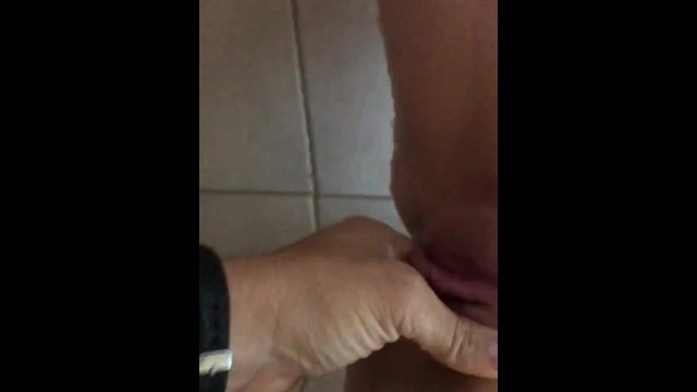 Shower Time Shave- HAIRY then SHAVED 2
