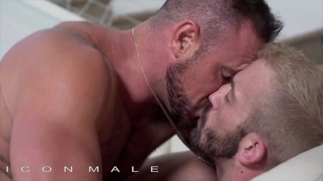 Michael bublay gossip gay Iconmale - sexy jett rink bangs michael romans ass on couch
