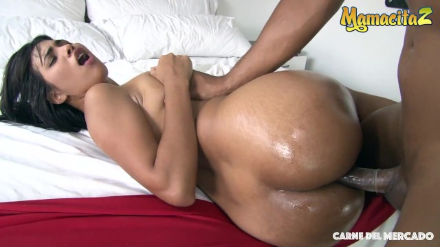 Carne Del Mercado - Big Ass Latina Teen Tricked Into Sex By Horny Guy 18