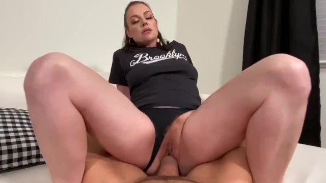 Sovereign Syre Riding A Cock in Cowgirl POV 17