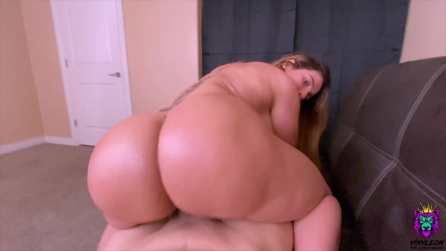 Sexy busty blonde fucked hard Busty latina milf slammed her big ass savagely while riding in cowgirl pov