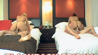 BANGBROS - Classic Scene With PAWG Babes Hollie Stevens And Vicky (WOWOWOW)