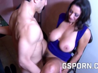 Hot fucked with cumshot pussy...
