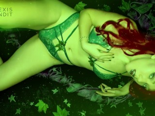 Poison Ivy Mind Melt JOI Trance - Alexis Bandit