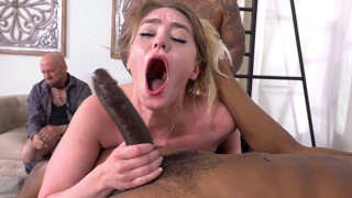 Kenzie Madison Orders Two Black Bulls To Service Her Needs Cuckold Sessions