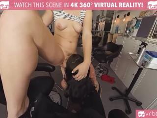VRB TRANS Bonus Fuck Show Of Hairdresser