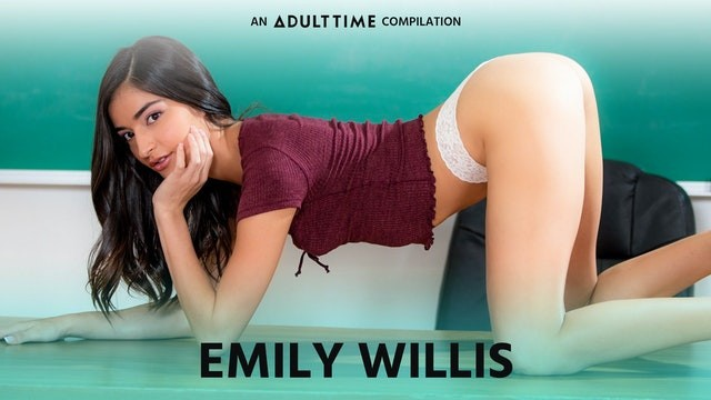Adult sexu Adult time emily willis creampie, threesome , rough sex more comp