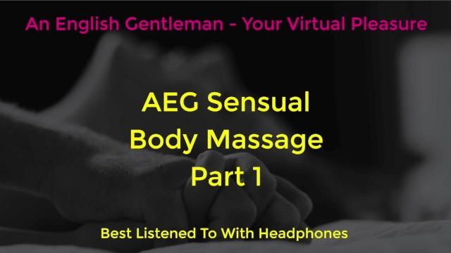 Mens porn Sensual massage asmr - finger fucking erotic audio for women - audio porn