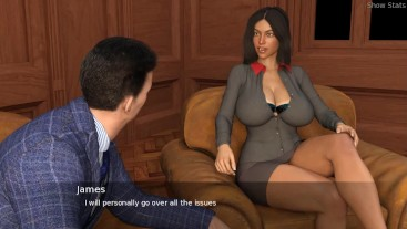 HOT WIFE: Naughty Wife And Her Boss-Ep 15