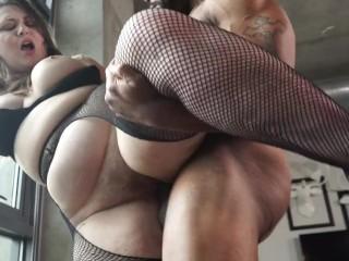 Estella bathory anal rough fuck w deepthroat...