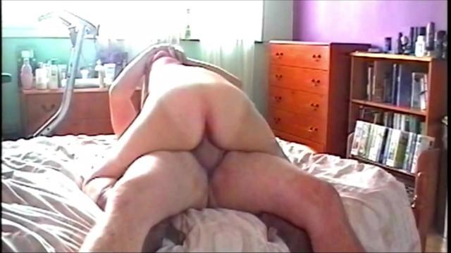 Slut Wife Goes Cowgirl On Hubbys Cock 8