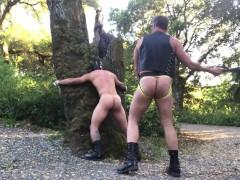 Flogging Outside