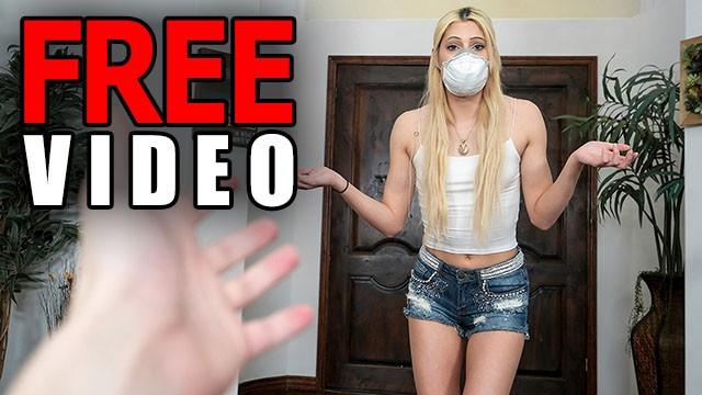 At home teen tube Quarantine bored at home so i fucked my stepsis