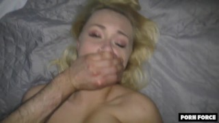 Using Her Pussy Until She Squirts - BLEACHED RAW - Ep VI