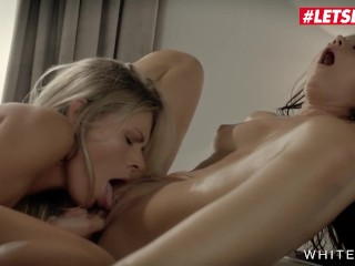 White Boxxx – Pretty Lesbian Little Caprice Has Steaming hot Oil Therapeutic massage With BFF