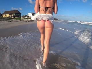 Walking panties...