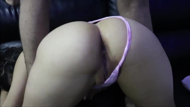 Fucking both holes of this beauty girl and anal creampie 3