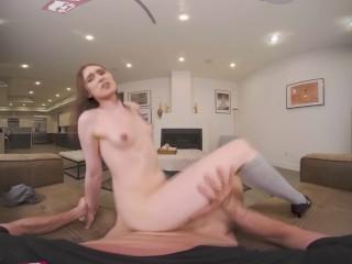 VRB TRANS Hard Secret Of Your New Roommate VR Porn