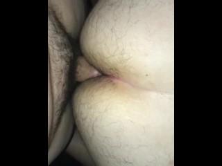 Twink ass chub raw...