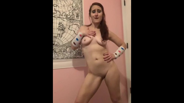 Teen strip and orgas vids Fun dancing, stripping, teasing vid