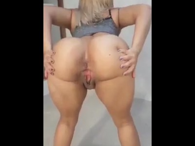 Thick Ass Nude
