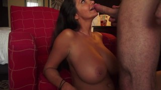 Ava Addams gets drilled for her Onlyfans pt. 1