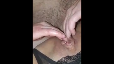 Fucked in the ass and fisted