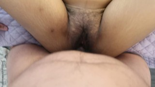 Indian girl wants fat cock in her hole