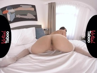 VIRTUAL TABOO – Hot Babe Wants To Have Big Cock