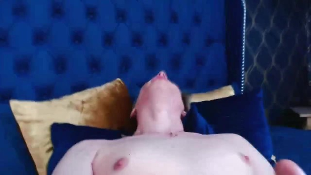 Gay vancouve Gay guy strangling his big dick