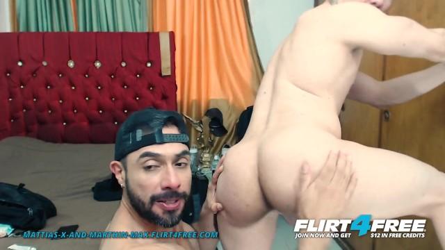 Best gay anal sex positions Mattias marthin on flirt4free - best friends love rough bareback sex