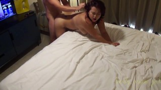 Sex with friends wife in hotel