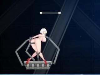 Alien quest part 4 iron sex machine 3d...
