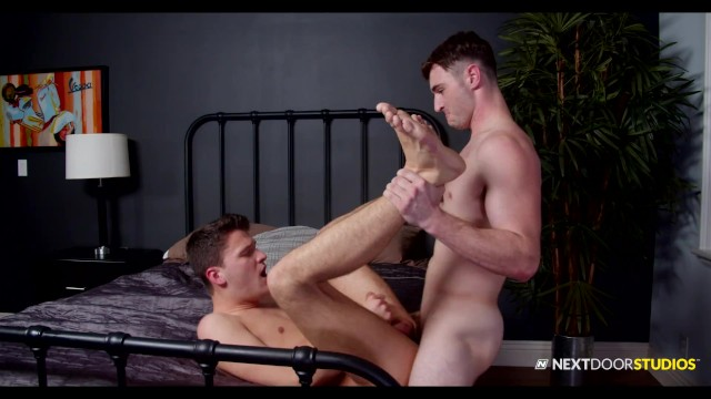 Art gay studio Nextdoorstudios - michael boston fucks the sadness out of twink bf