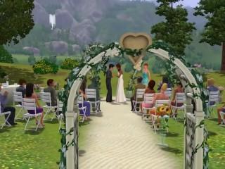 Wedding night games...
