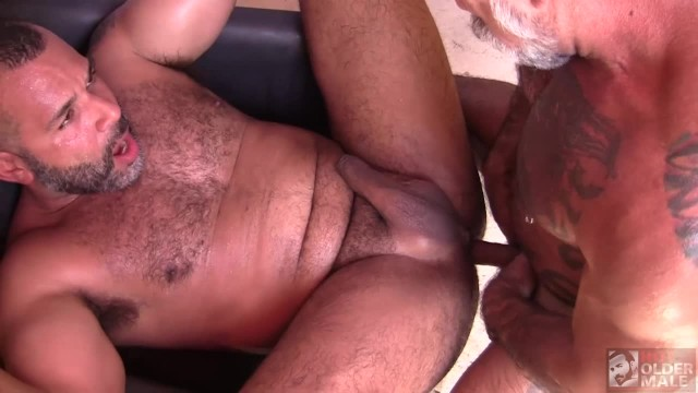 Gay products Hot uncut bottom gets his sloppy hole wrecked by tattooed daddy