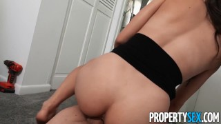 PropertySex Real Estate Agent Needs Reno Complete by Tomorrow