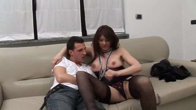 My Perverse StepMom loves to be Fucked by a Huge Cock... 1