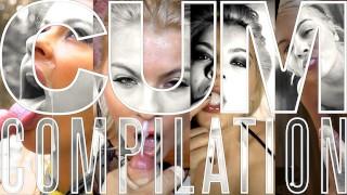 CUM COMPILATION Creampie, Mouth, Cum eating